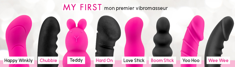 My First, son premier vibro !