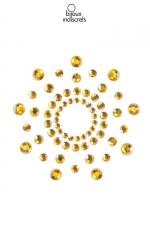 Bijoux de seins Mimi dorés