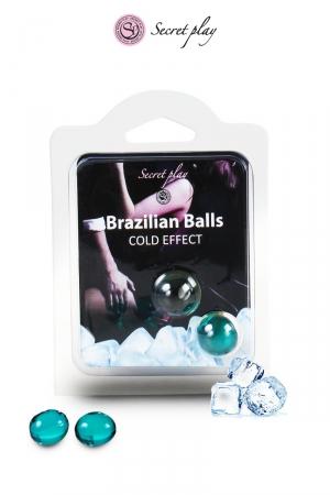 2 Brazilian Balls effet frais