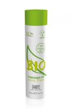 Huile de massage BIO ylang ylang - HOT