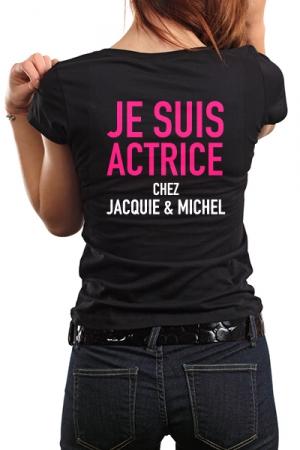 Tee-shirt  Actrice J&M