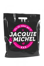 Sac Jacquie et Michel