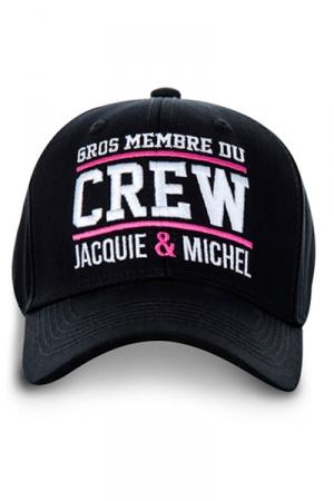 Casquette Jacquie et Michel Crew