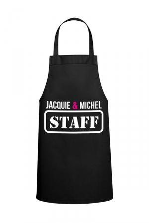 Tablier J&M - STAFF