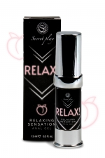Gel anal relaxant Relax! - Secret Play