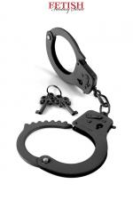 Menottes métal Designer Cuffs - noir