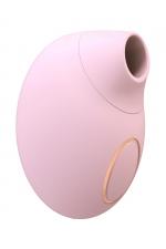 Stimulateur clitoridien sans contact seductive - rose
