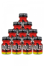 Pack 10 Poppers Adler 10ml