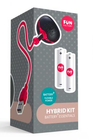 Hybrid Kit Fun Factory Battery plus
