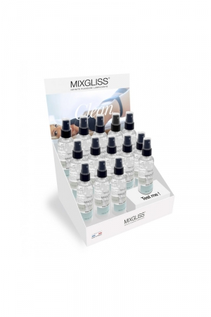 Offre stock + Display MixGliss Cleaner