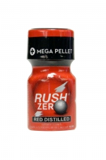 Poppers Rush Zero Red Distilled 10 ml