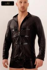 Chemise zippée Lord